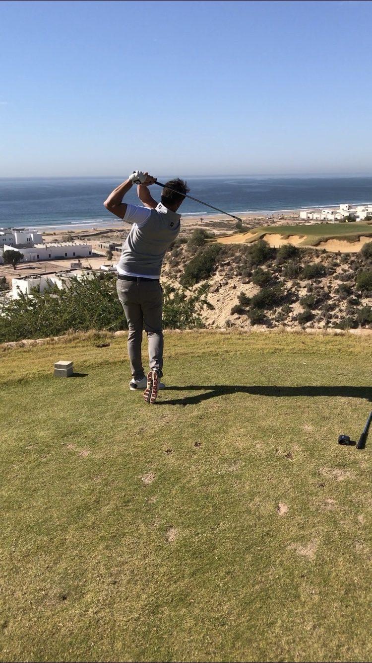 Anthony Maublanc - cours de golf à Lyon